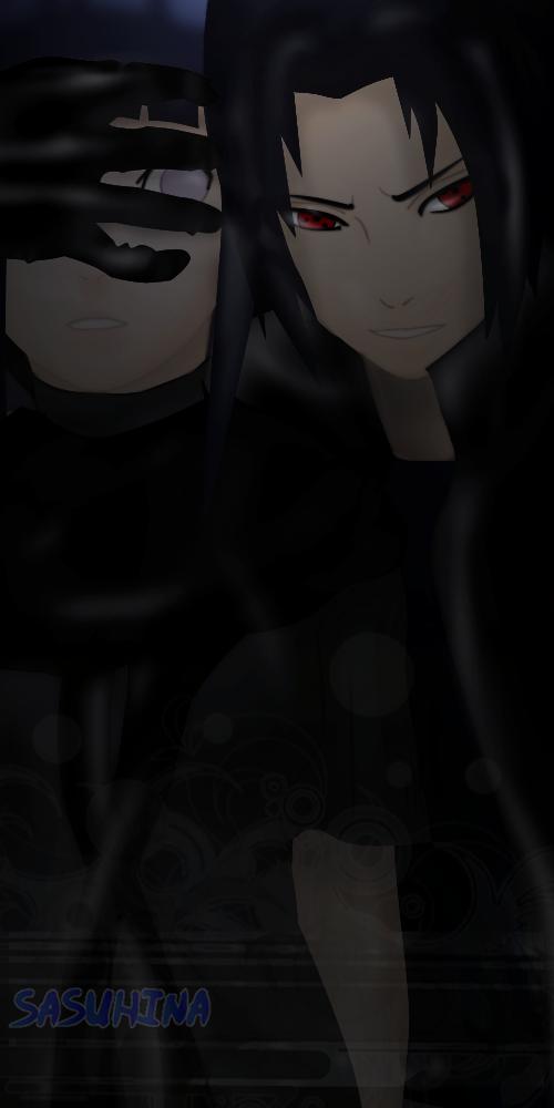 Sasuke x Hinata - Page 2 Sasuke_and_hinata_by_ritsucat-d4dgaa0