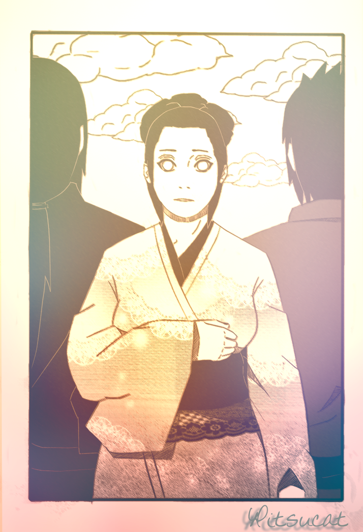 Hinata (Itachi . Sasuke) by Ritsucat on DeviantArt