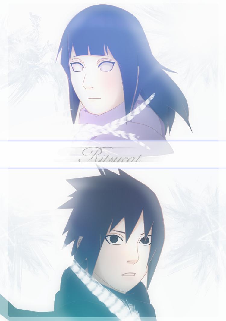Sasuke x Hinata - Page 2 Hinata_and_sasuke_by_ritsucat-d4ziby5
