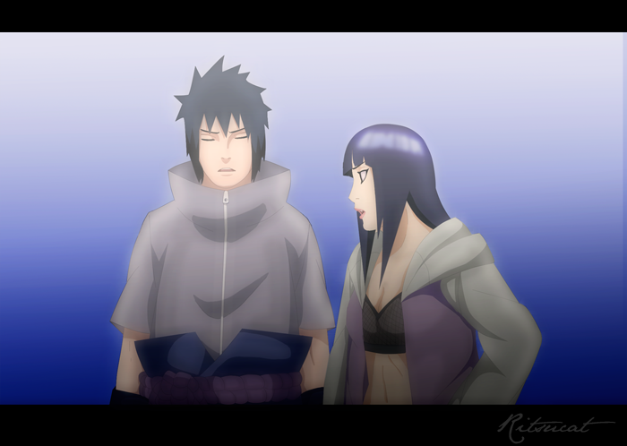 Sasuke x Hinata (RtN) by Ritsucat