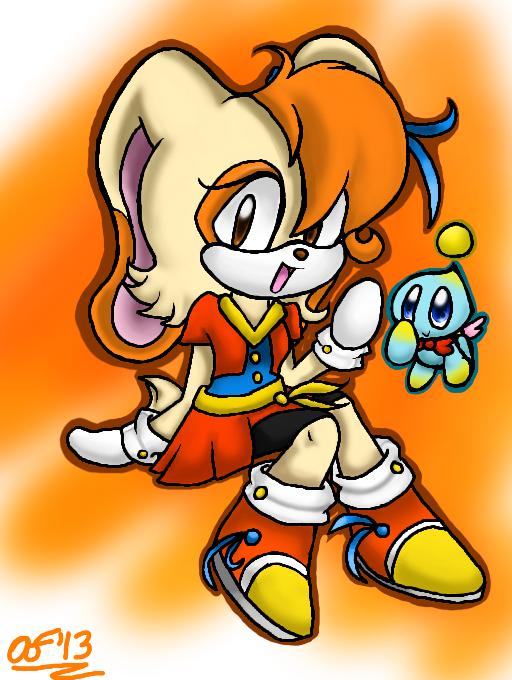 Cream the Rabbit - Sonic News Network - Wikia