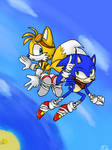 Sonic Boom- Sonic n' Tails