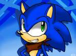 Sonic Boom- Sonic