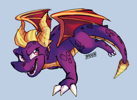 Spyro On the Run Quickie
