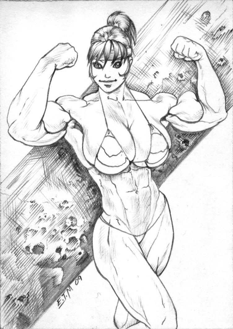 Akiko Daimon by PressOblivion by elee0228