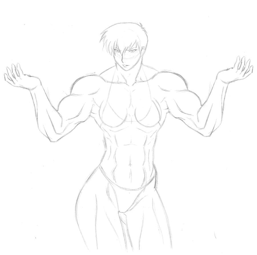 Akira by idarkshadowi WIP 3 by elee0228