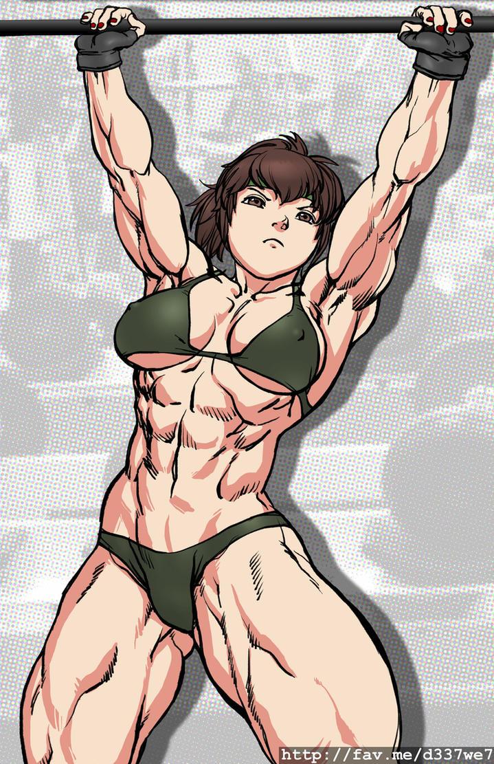 Akiko Daimon by pokkuti by elee0228