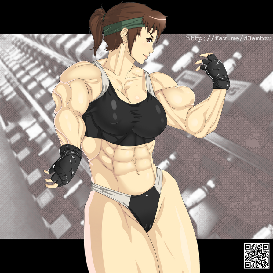 Akiko Daimon by black-tsundere by elee0228