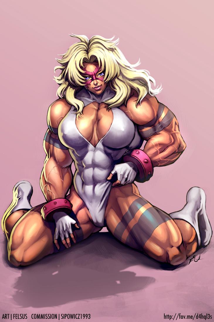 Wrestler by elee0228