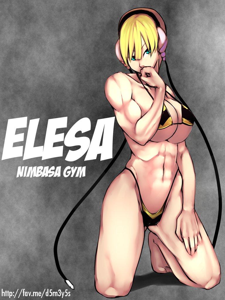 Elesa by elee0228