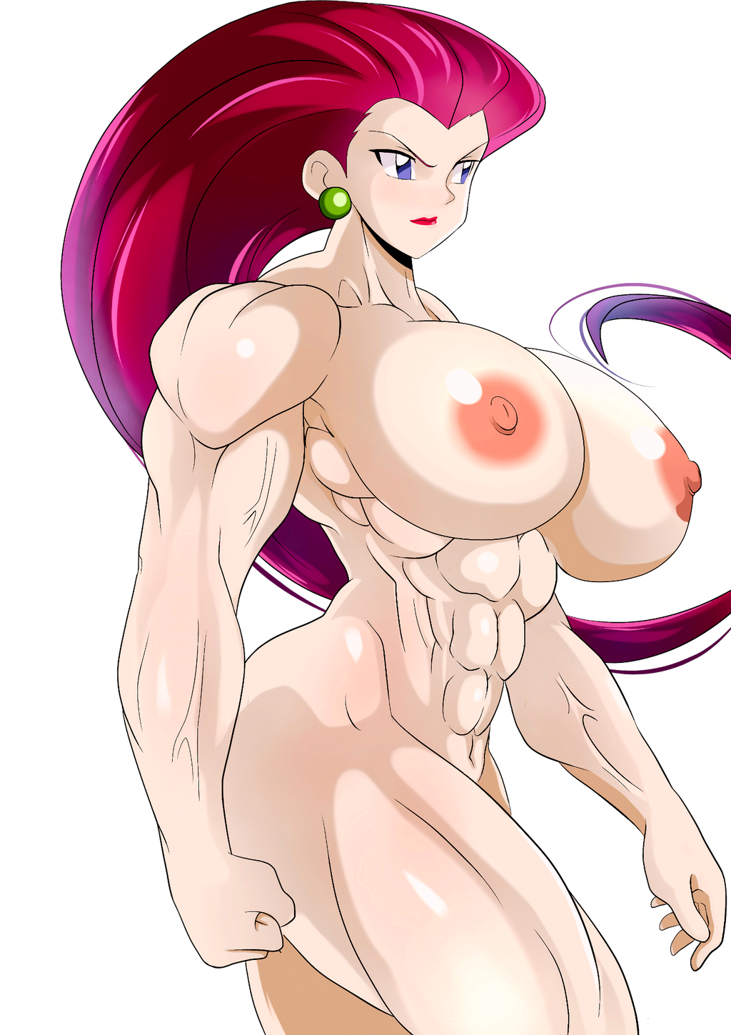 Will Sexy pokemon jessie nude speaking, would
