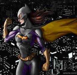 Batgirl by elee0228