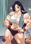 Tifa Growth Part 1/8