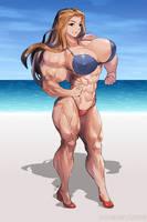 Supergirl by elee0228