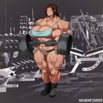 Lara Growth Part 4/5