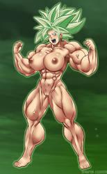 Kefla Nude by elee0228