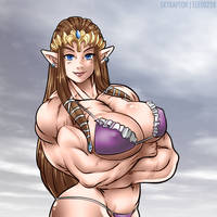 Zelda by elee0228