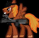 Deadshot Calamity Vector
