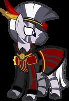 Fallout Mod Submission: Zebra Legionnaire by Brisineo