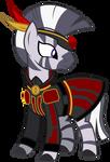 Fallout Mod Submission: Zebra Legionnaire