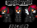 Fallout Mod Concept: Enclave Soldier