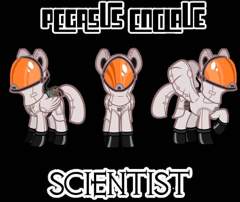Fallout Mod Concept: Enclave Scientist by Brisineo