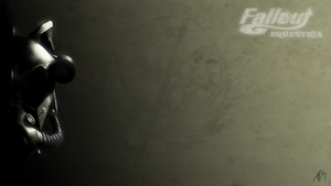 Fallout Equestria  Wallpaper/Alt Cover *RELOADED*