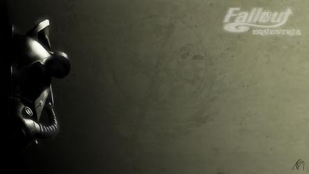 Fallout Equestria  Wallpaper/Alt Cover *RELOADED* by Brisineo