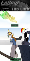 COMMISSION - Fallout Equestria: The Line ENDING 4