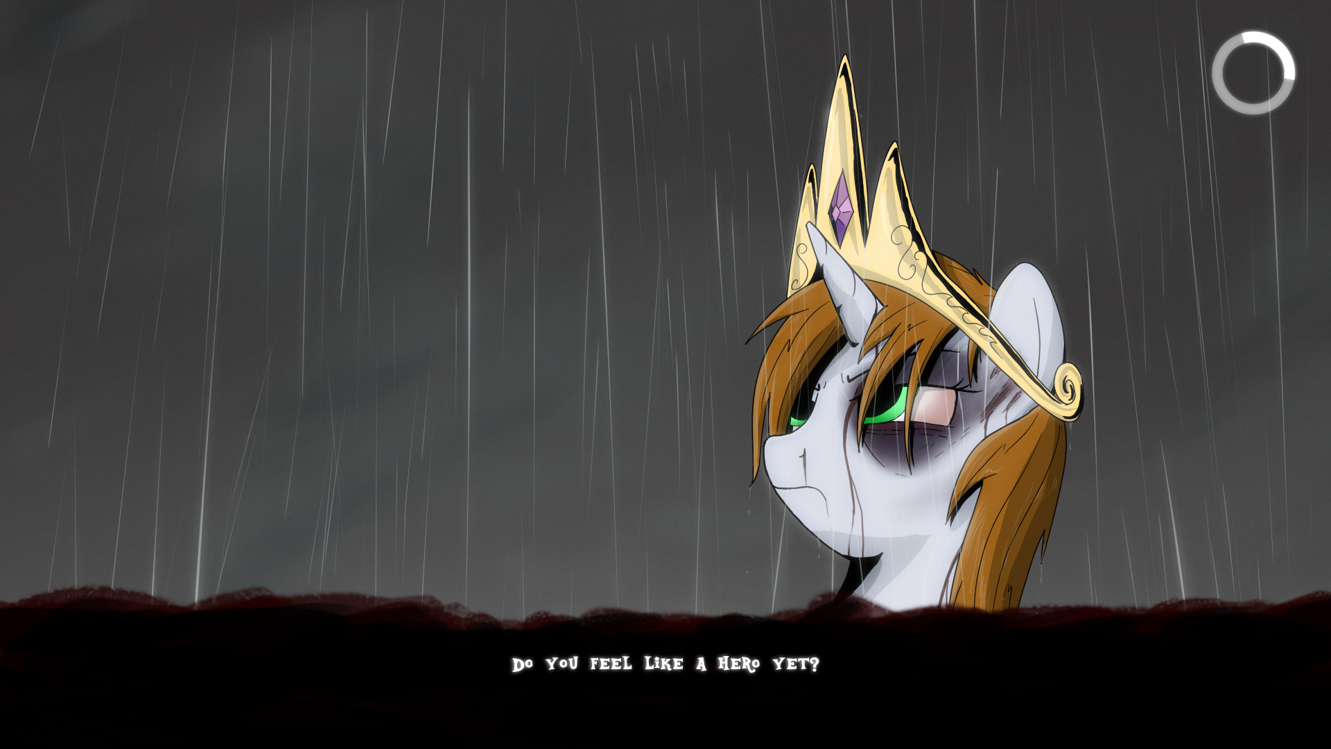 Fallout Equestria: the Line Load Screen 4 by Brisineo on ...