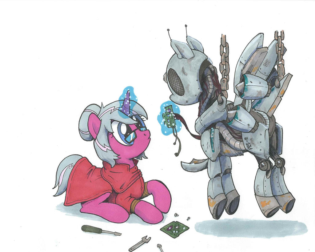 Steel Cherry and PES-E by Brisineo