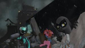 COMMISSION - Hiding Out