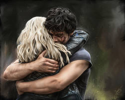 Bellarke | back to you by Riotovskaya