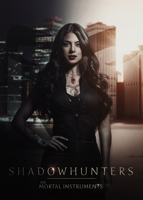 Shadowhunters   Isabelle Lightwood by Riotovskaya