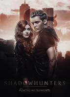 Shadowhunters | Clary and Jace
