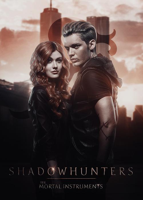 Shadowhunters | Clary and Jace by Riotovskaya on DeviantArt