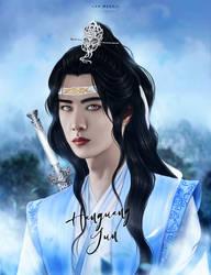 hanguang-jun   mdzs