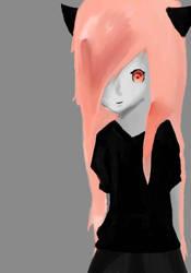 Creepypasta Portrait (Lura)