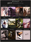 Art Summary 2017