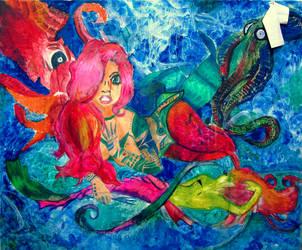 Ariel by CrisBehrmann