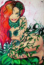 Poison Ivy by CrisBehrmann
