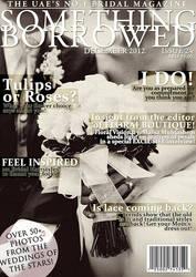 Something Borrowed Magazine Cover by CrisBehrmann