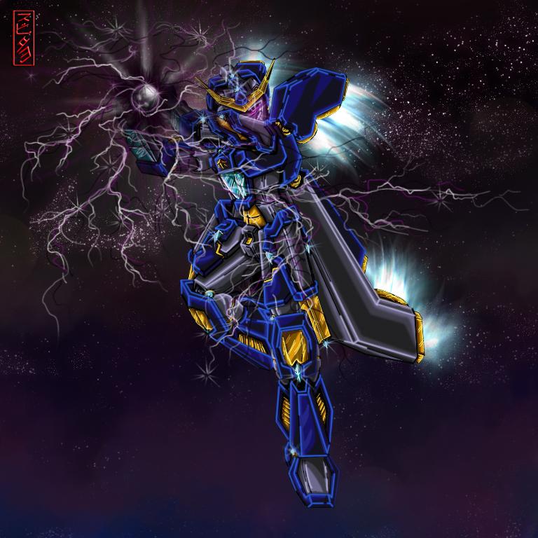 SDGF: Project Storm Hazel by optimusprimus001