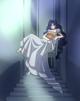 Luna and Serenity dress