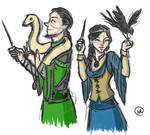 Rowena and Salazar