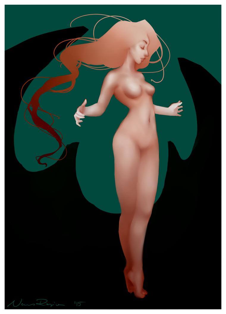 Rat Goddess by Redzs96