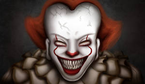 Pennywise 2k17 by Evaonix164