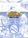 [Wizard Palooza] Round 1: Pit-A-Plenty, Title Page
