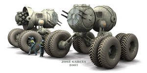 OVERHAULING WAR VEHICLES