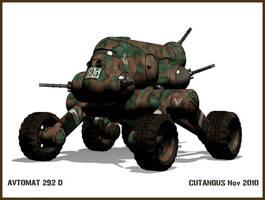 AVTOMAT 292 REVISITED 01 by CUTANGUS